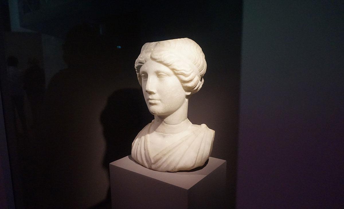 Exposição Pompeia no Grand Palais